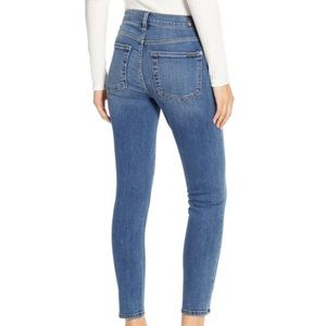 7 For All Mankind Cropped Gwenevere Jean Sz 29